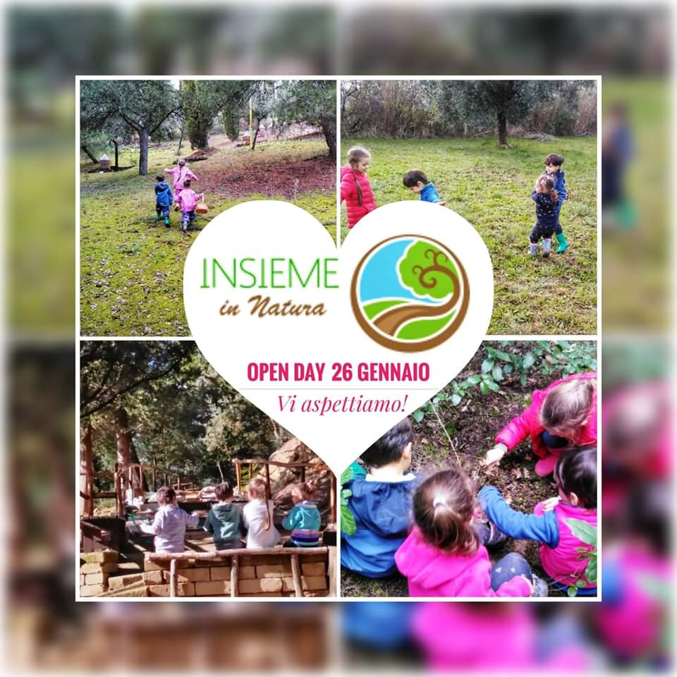 "Open day ""Insieme in natura"""